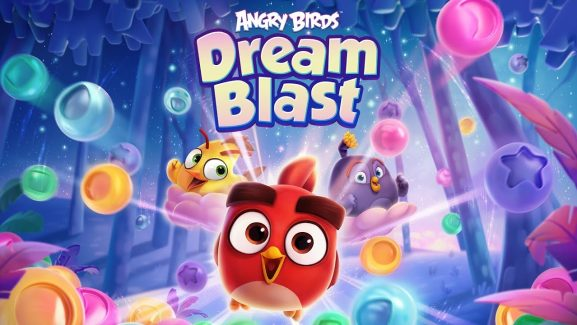 Rovio Anticipates To Catch The Gaming World By Storm With The Release Of Angry Birds Dream Blast