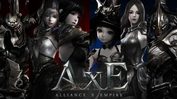 Nexon Red CEO Revealed Few Details About Axe: Alliance Vs. Empire