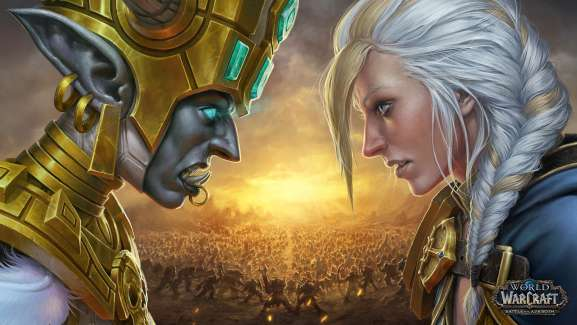 Battle For Azeroth Patch 8.1 News: World Of Warcraft Update Hints Artifact's Exciting Return