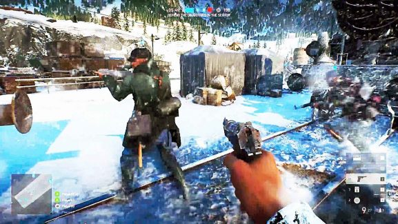 Battlefield V's New Update Will Launch An Improved Tank And An Enhanced Panzerstorm Map