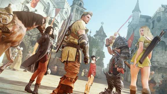 Black Desert to be Released on March 4 for Xbox One Console, Pre-orders Now Available