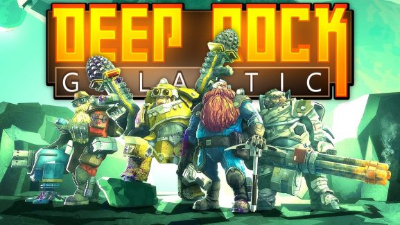 Shiny Guns, Scruffy Beards, More Challenges Highlight 'Deep Rock Galactic' 2019 Features