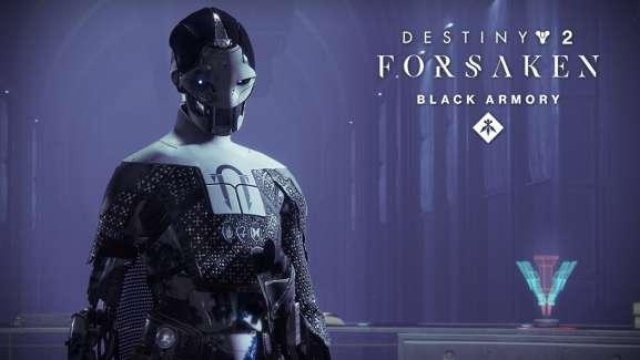 Destiny 2's Niobe Labs For Black Armory's Bergusia Forge Finally Revealed