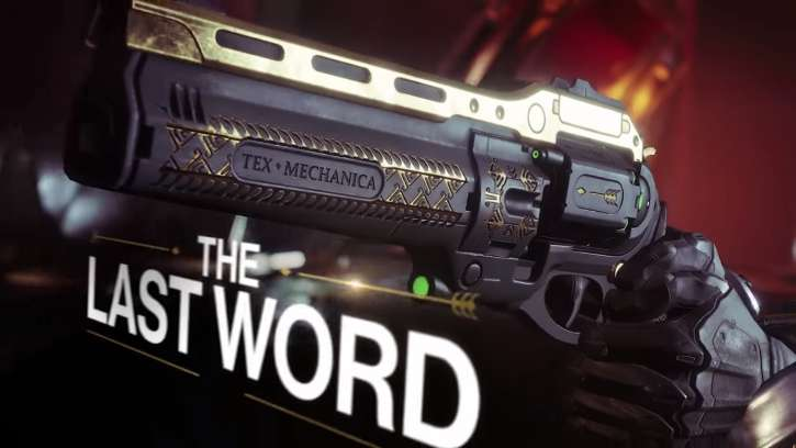Infamous Weapon Thorn Returns To Destiny 2, Latest Last World Trailer Shows Proof