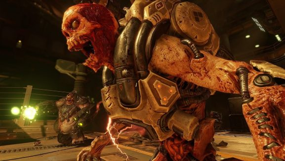 The Latest Doom Film From Universal Is Delayed To Make It More Visceral And Hellish