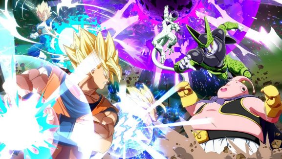 Dragon Ball FighterZ Is Free On Xbox One Game Prior To World Tour Finals