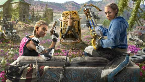Ubisoft Finally Releases New Pictures That Reveals What We Can Expect For 'Far Cry New Dawn'