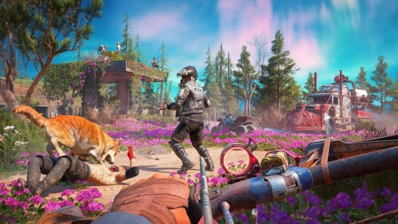Far Cry: New Dawn – A Post-Apocalyptic Thriller With Hardcore Villains