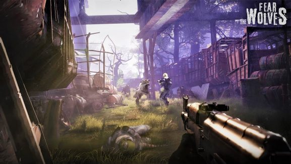 Fear The Wolves, A Stalker-Inspired Battle Royale, For Launch This February