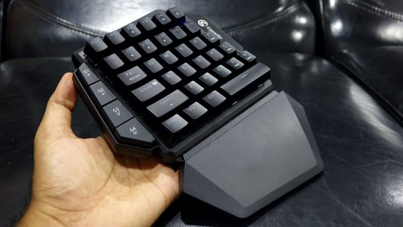 Only Half Of Gamesir VX Aimswitch's Keyboard-Mouse Duo Performs Satisfactorily