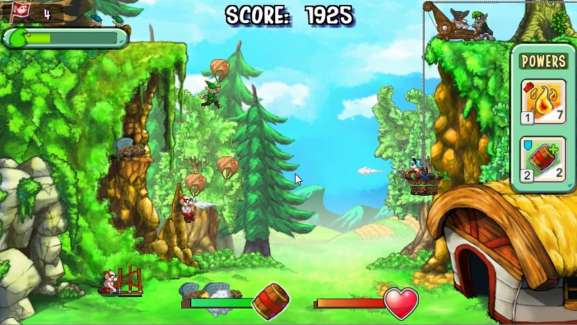 Discover Gnome More War And Shoot'em Up With Castle Defence: New Hybrid Action Game For Android
