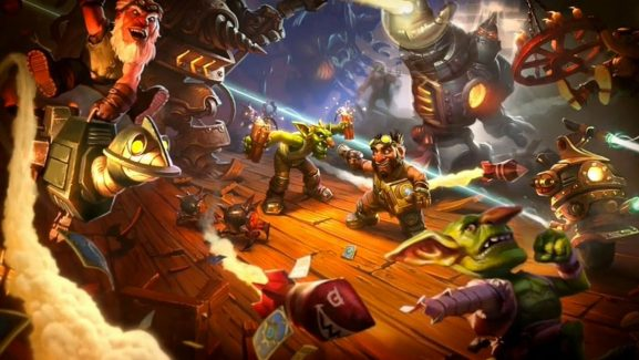 Hearthstone's February Ranked Play Season To Start Series Of Changes To Improve Player Ranks