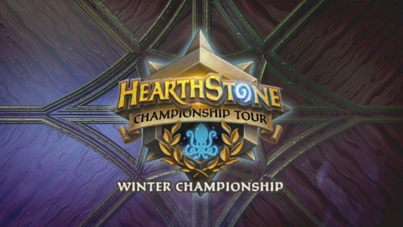 2018 Hearthstone HCT Winter Championship Tour Rooster And Broadcast Dates Announced