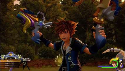 Kingdom Hearts III Promises Fun Gameplay; Director Talks About Game's Leakage Outside Japan