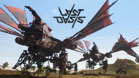 Last Oasis Interesting Due To Wooden Mechs But Some Still Not Buying It