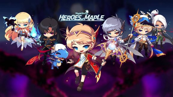 MapleStory Fans Up for Big Celebratory Treats and Events Starting Today