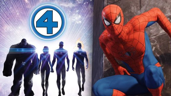 Marvel's Spider-Man Teases Two New Suits - It's Time To Be Sentimental About Fantastic Four