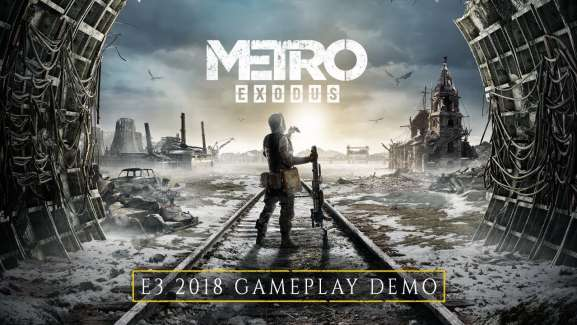 Metro Exodus New Story Trailer Takes On Lady Sniper's Lens Of War-Ravaged Russia