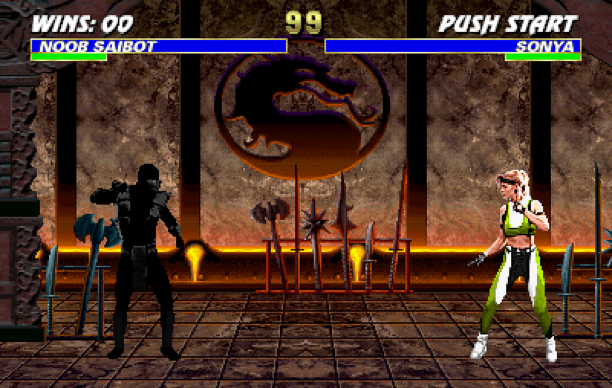 Arcade 1Up Set To Release Mortal Kombat Trilogy Arcade Cabinet