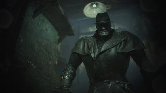 Twitter Went Wild With Resident Evil 2 Remake's Hat-Wearing Terrorizer, Mr X