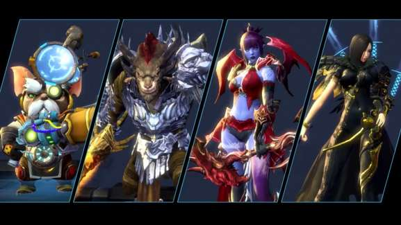 RPG Hit Lineage And Blade & Soul Creator NCSOFT Goes Western With Aion: Legions Of War