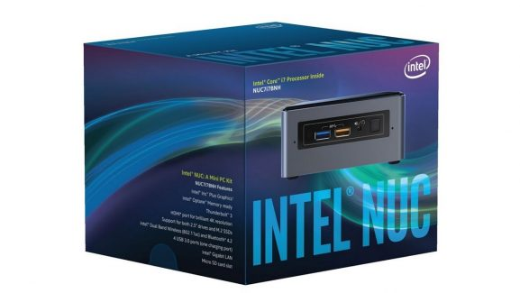 The NUC Mini PC Kit From Intel Is On Sale And It's Only $350! - It's A Space Saver For Creative And Productive People
