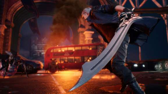 Devil May Cry 5 Became Capcom's Second Best-Selling PC Game At Launch