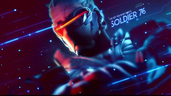 Overwatch Reveals Soldier 76's Real Identity; Bastet Presents Backstory