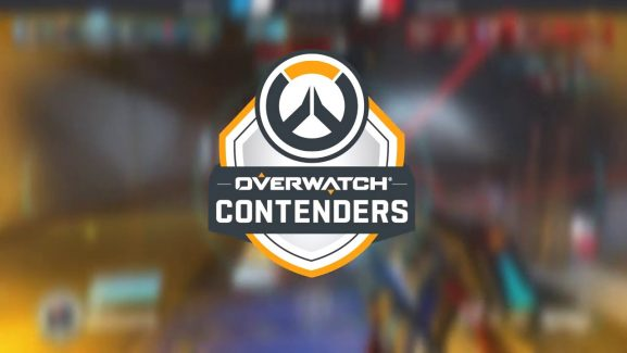RunAway Has Wrecked The Overwatch Contenders Competition But Have Wrecked The Trophy As Well