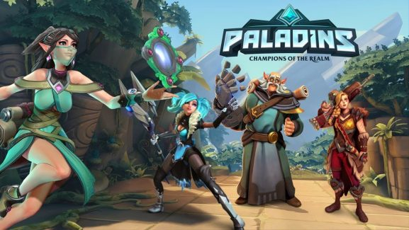 Paladins: Champions Of The Realm Makes The Jump To Cross-Platform; Latest Patch Expected To Create Draw In More Gamers