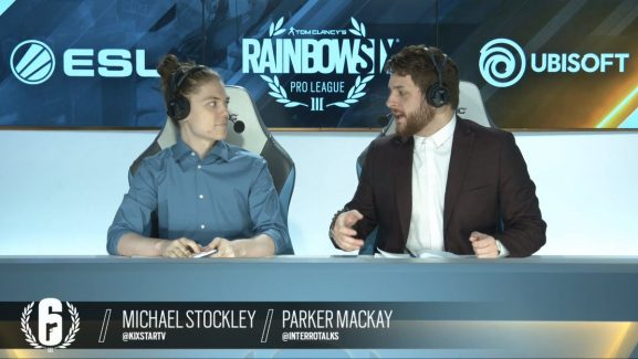 Caster And Game Ambassador Parker Mackay Suggest Four Ways To Curb Siege Game Toxicity