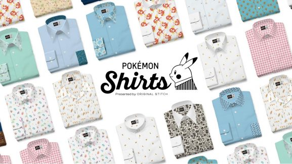 Pokémon Dress Shirts: Bring Adulting Down A Notch With These Cartoon-Inspired Attires
