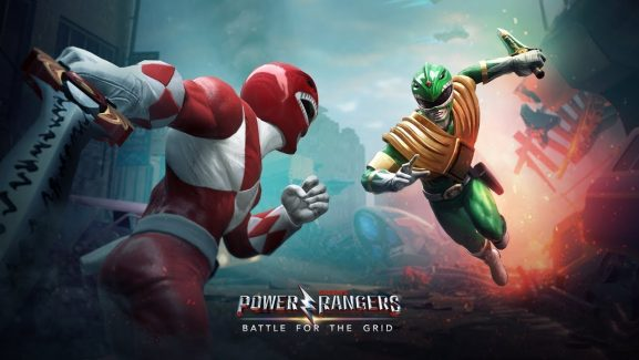 Latest Gameplay Trailer Reveals New Footages Of Rangers In Power Rangers: Battle For The Grid