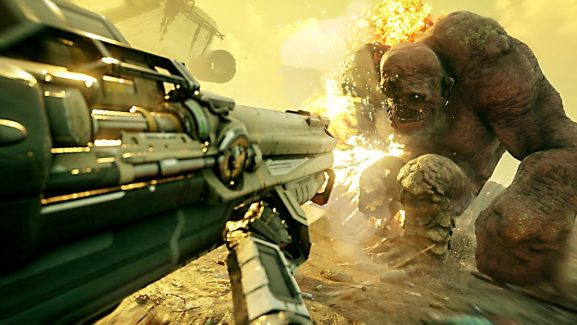 Rage 2 Won't Probably Be As Revered As Doom, Wolfenstein, But It Turns Players Into An Invincible Superhero