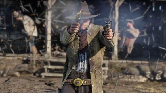 Red Dead Redemption 2 Gets A Battle Royale Mode