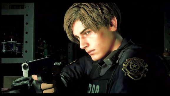 Majority Of Resident Evil 2 Remake Gamers Chose Leon As Their Character In The First Playthrough