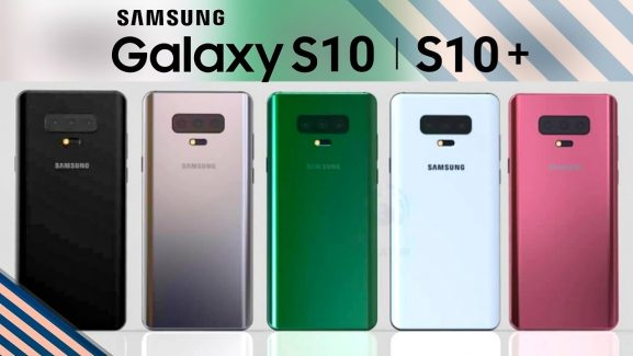 New Leaked Photos Of Samsung Galaxy's S10 And S10+ Thrills The Smartphone World