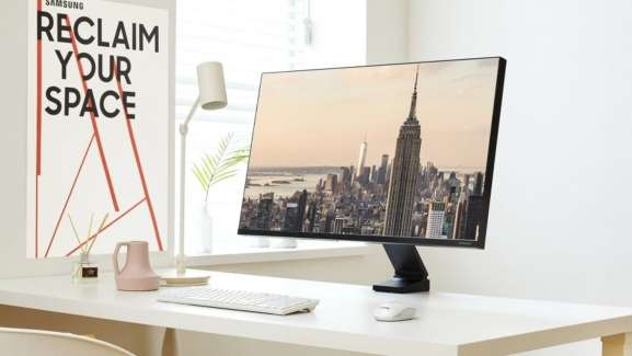 Space Saver: Samsung's Next-Generation Monitor Grabs Minimalists' Attention