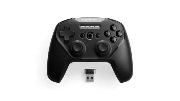 SteelSeries' Stratus Duo Is A Wireless Controller With Long Battery Life For Android And PC Gaming