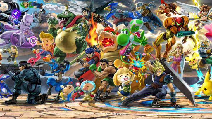 A Gamer Has Earned A Guinness World Record By Playing Super Smash Bros. Ultimate For 65 Hours