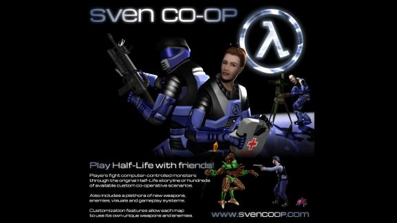 Sven Co-op: A 20-Year Quest for Gamers; Fearon Recounts Journey