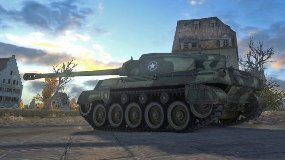 World Of Tanks: Wargaming Partners With Pico For Blitz, Adds Mechs In Mercenaries