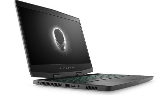 Alienware's 1st Max Q Gaming Laptop Makes Negative First Impression