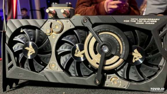 iGame GeForce RTX 2080 Ti KUDAN Graphics Card: New Design, A Beast; Only A Limited Edition
