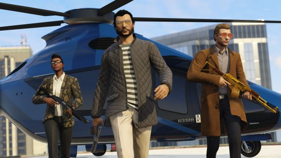 Rockstar Games' GTA Online Giving Away $250K Each Weekend By Just Logging In