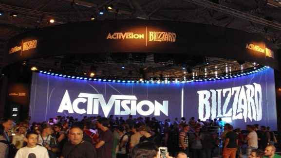 Activision Blizzard Lays Off Nearly 800 Employees Despite Having Record Year
