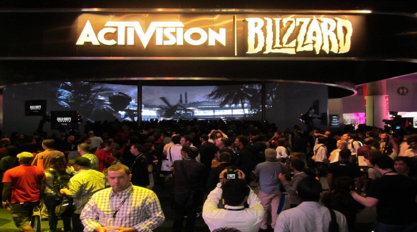 Game Workers Unite Want Activision Blizzard CEO Fired For Mismanagement