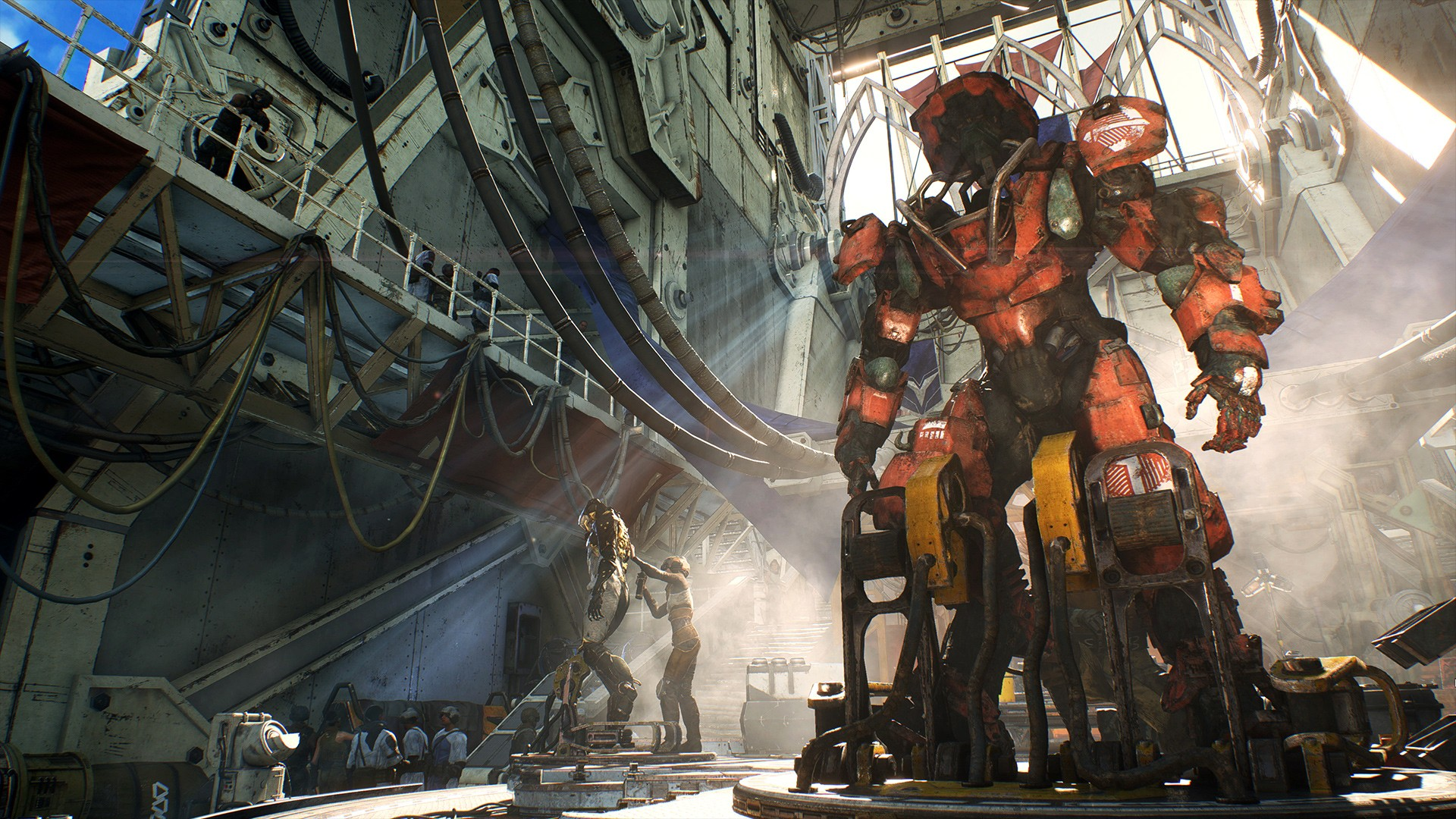 Bioware Quick To Solve End-Game Issue Of Anthem; Fans Impressed By The Fast Response