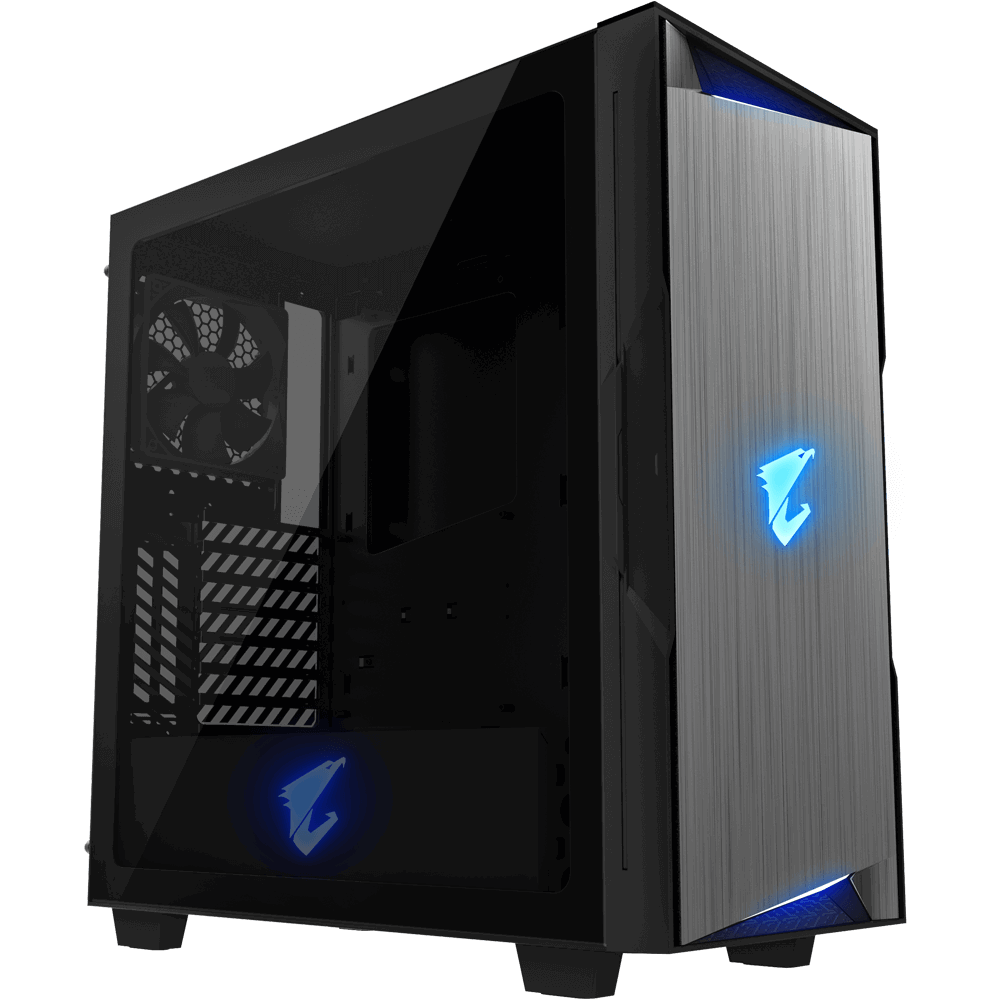 Aorus AC300 – A Metal Case That Is Both A Winner In Aesthetics And Utility