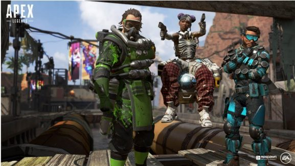 Apex Legends Update: Free Loot Awaits Twitch Prime Subscribers; New Patch Out